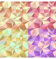 Set of four abstract seamless pattern vector image vector image