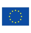 UE flag vector image
