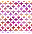 Seamless Colorful Stripes Gradient Stars vector image
