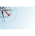 compass southeast background vector image