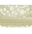 elegant christmas snowflakes vector image vector image