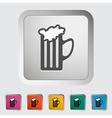Beer 2 vector image