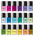 nailpolish vector image