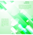 Cristal green prism for your vector image