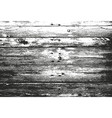 Distressed overlay wooden planks texture vector image