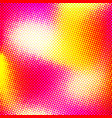 white halftone background vector image