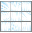 Blue abstract lines backgrounds collection vector image