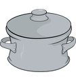 Cookware cartoon vector image