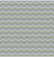 Tile pattern with pastel blue and green zig zag vector image