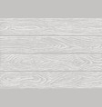 white wood plank texture vector image