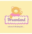 Dreamland vector image