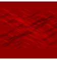 Dark red wavy blurred background vector image