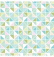 Colorful pastel triangle texture seamless pattern vector image