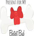 Present For Bud vector image