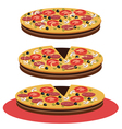 Pizza - vector image