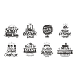 School education set icons Beautiful vector image