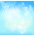 blurred sky background vector image
