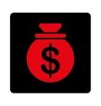 Capital icon vector image