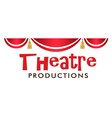 Theater Curtain vector image vector image