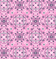 Bandana seamless print vector image