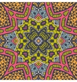 Abstract Seamless Festive pattern background vector image