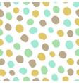 Paint color drops vector image