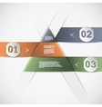 Option paper template vector image