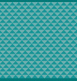 seamless knitted triangle background vector image