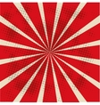 red wallpaper design vector image