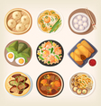 Chinese cuisine vector image