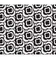 Geometric shapes pattern set minimalist Memphis vector image