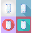 Sport flat icons 54 vector image