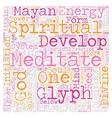 Metaphysical Development Disciplines Part 2 text vector image