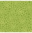 Abstract green natural texture seamless pattern vector image