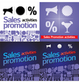 sales3 vector image