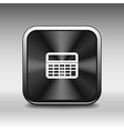 Calculator Icon website isolated displa mathematic vector image