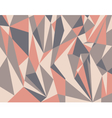 Triangle geometrical abstract background vector image