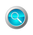 search button vector image vector image