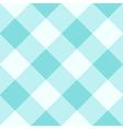 Limpet Shell Blue White Diamond Chessboard vector image