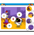 educational activity for children vector image