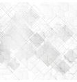 white squares Abstract background vector image vector image