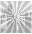 Retro Cityscape vector image