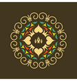 Ornament Decoration Ornate Frame Elegant Element vector image