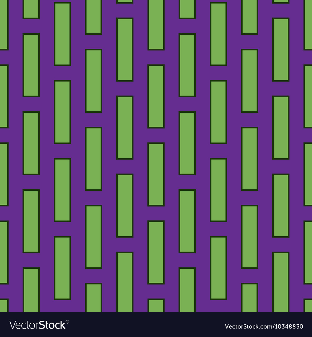 Rectangle chaotic seamless pattern 5608 vector