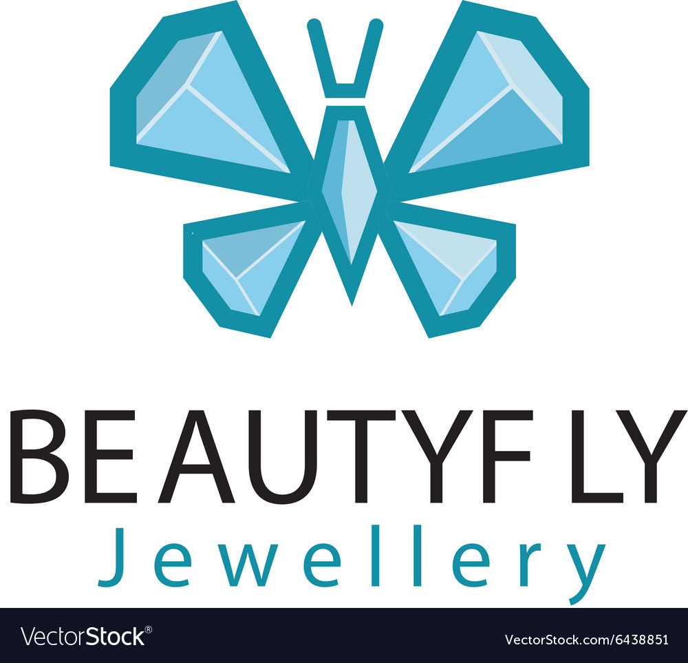 Beauty fly design vector
