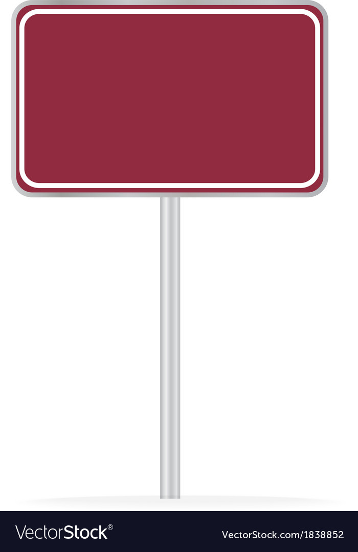 Shopping sign board vector