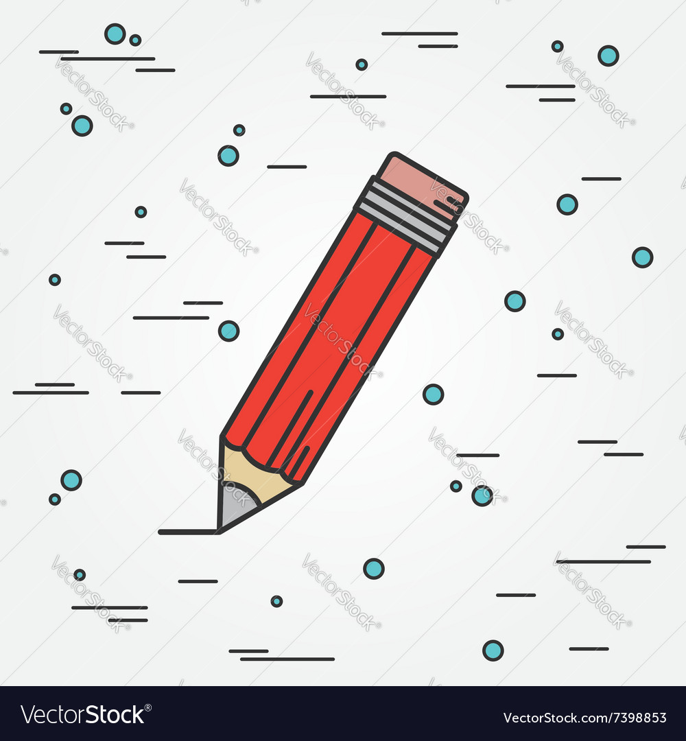 Pencil iconpencil icon pencil icon drawing pencil vector