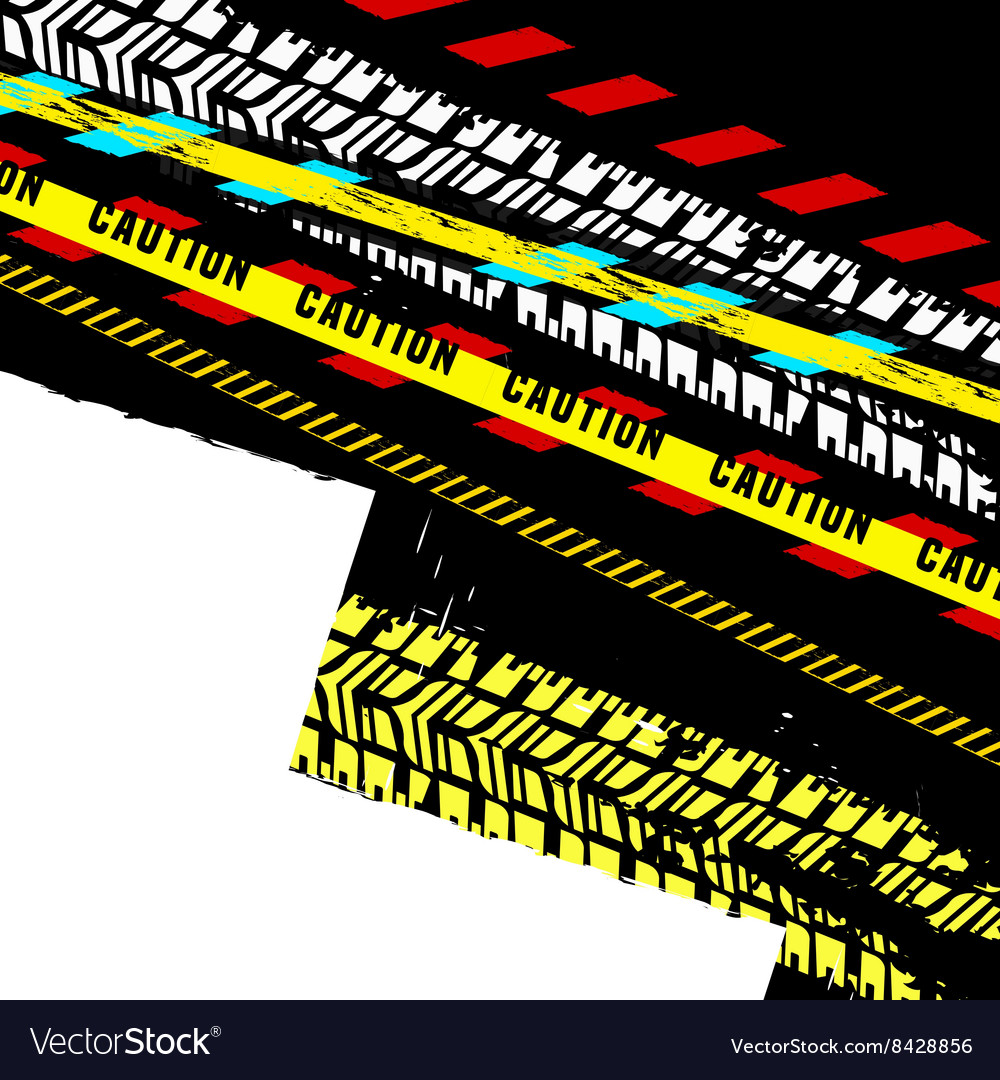 Danger tape background14 vector