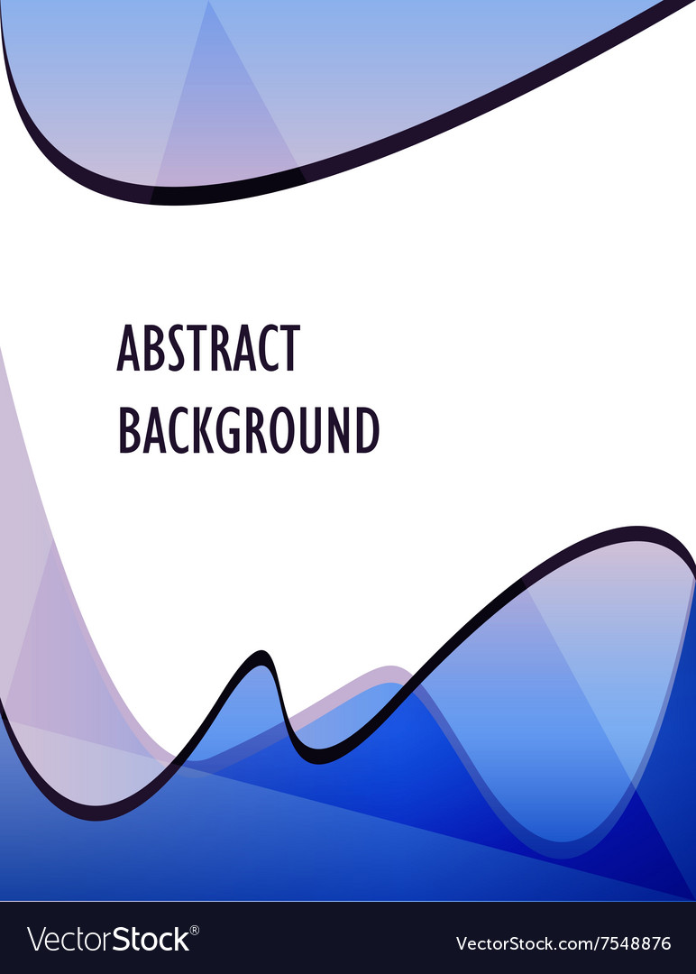 Sea abstract background vector