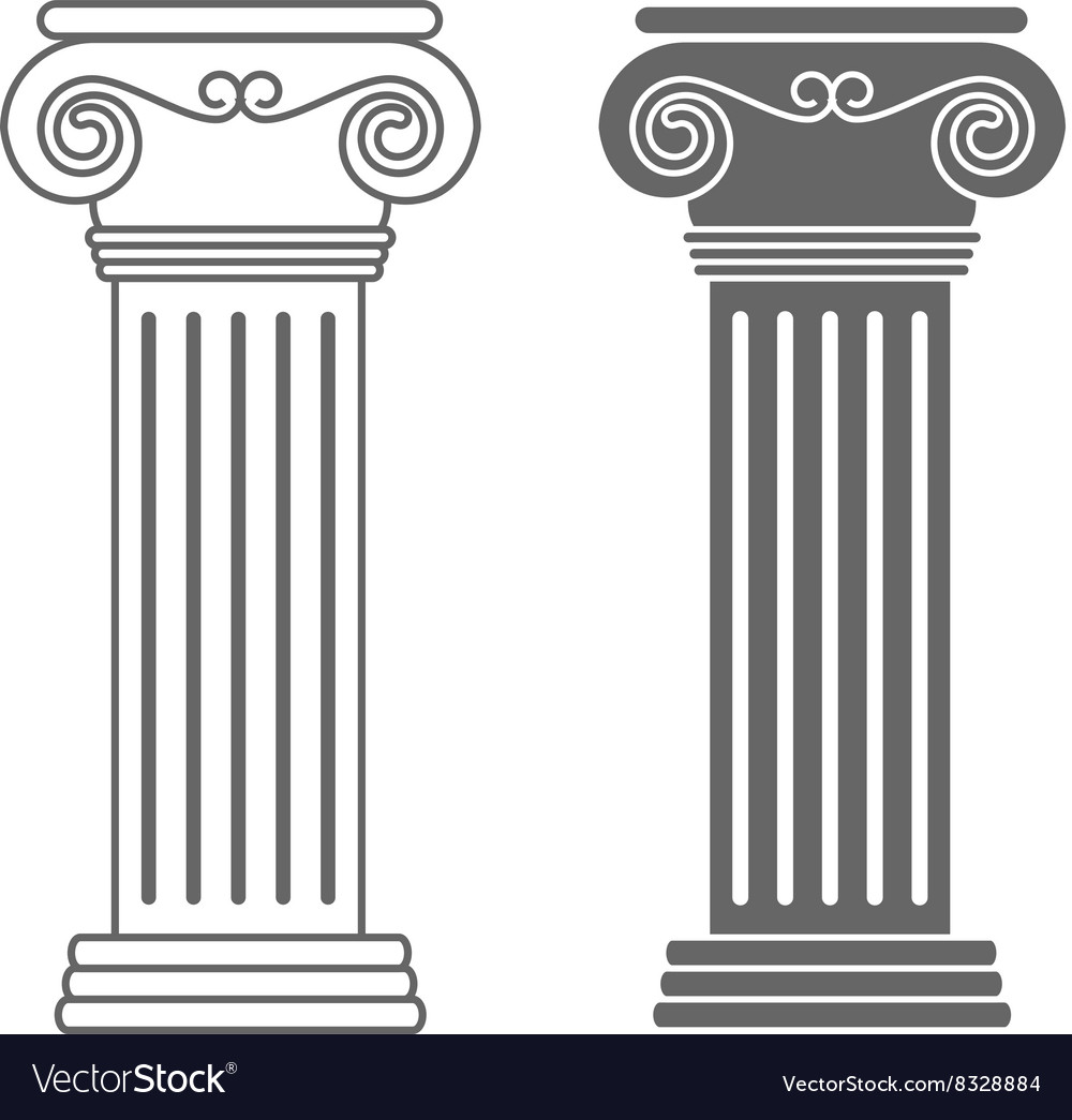 Ioniccolumns380x400 vector